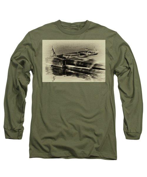 Vintage Chris Craft - 1958 Long Sleeve T-Shirt