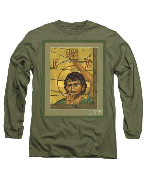 Christ Of Maryknoll - Rlcom Long Sleeve T-Shirt