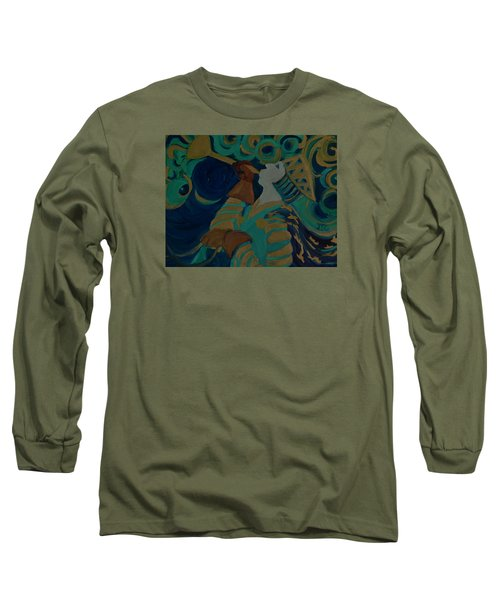 Christmas, 2015 Long Sleeve T-Shirt by Julie Todd-Cundiff