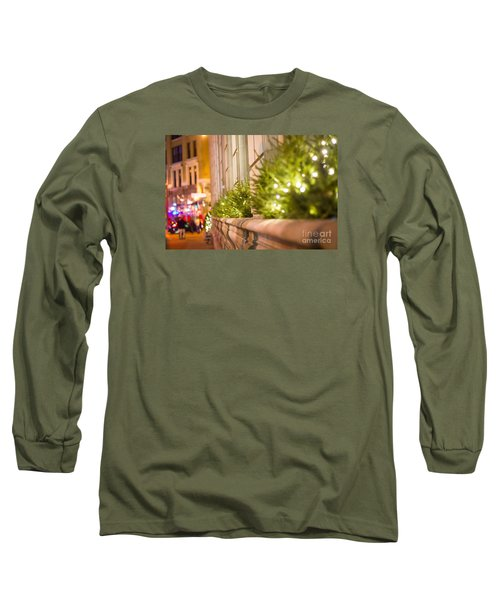 Christmas In St Paul Long Sleeve T-Shirt