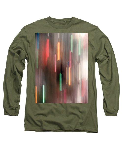 Christmas Season Long Sleeve T-Shirt by Allen Beilschmidt