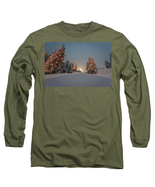 Christmas Trees  Long Sleeve T-Shirt