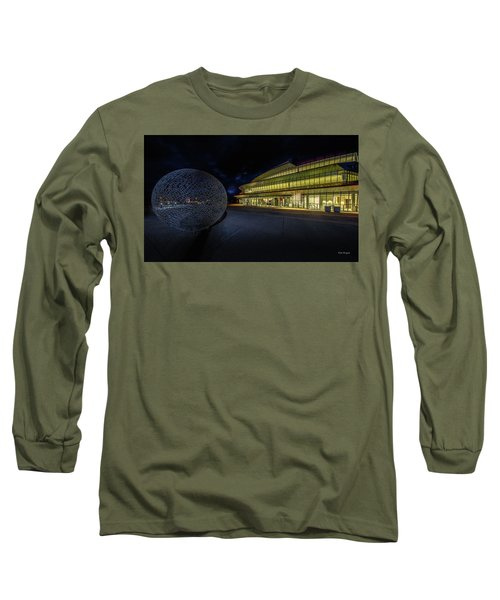 Christopher Cohan Center For The Performing Arts  Long Sleeve T-Shirt