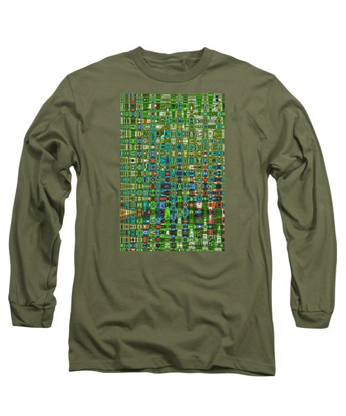 Long Sleeve T-Shirt featuring the photograph Chromosome 22 by Diane E Berry