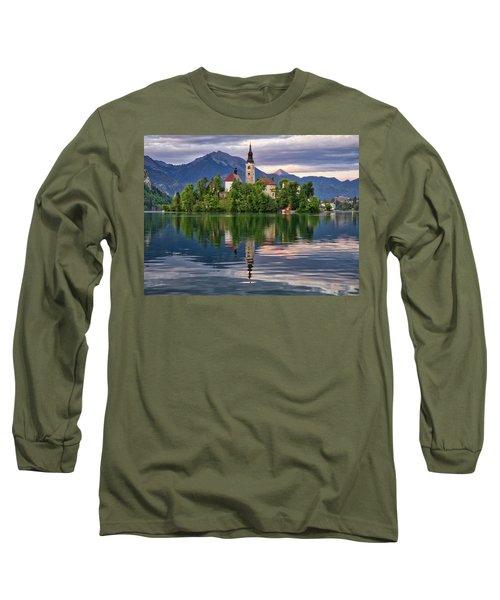 Church Of The Assumption. Long Sleeve T-Shirt
