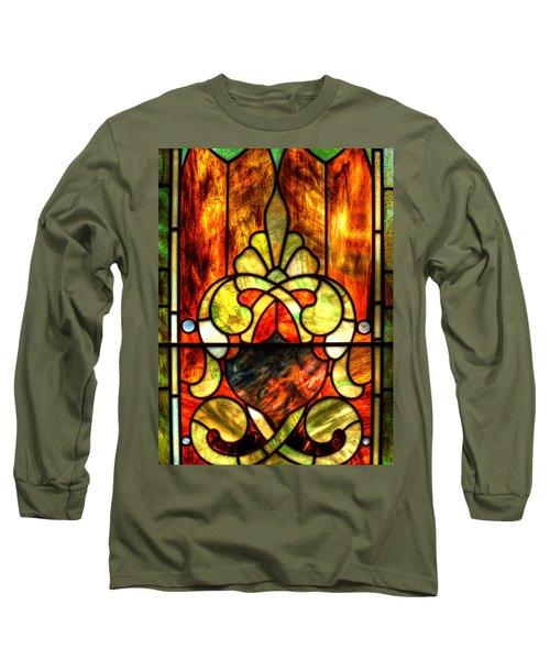 Church Window Long Sleeve T-Shirt