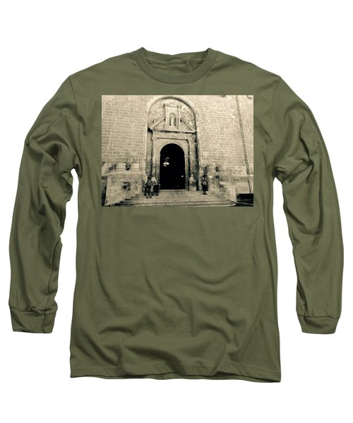 Churchdoor In Mahon Long Sleeve T-Shirt