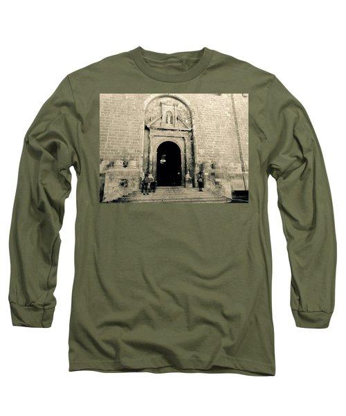 Churchdoor In Mahon Long Sleeve T-Shirt
