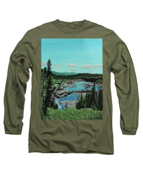 Churchill River Long Sleeve T-Shirt