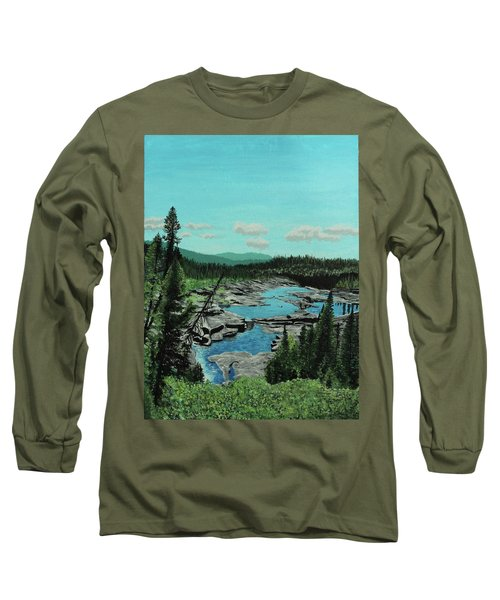 Churchill River Long Sleeve T-Shirt