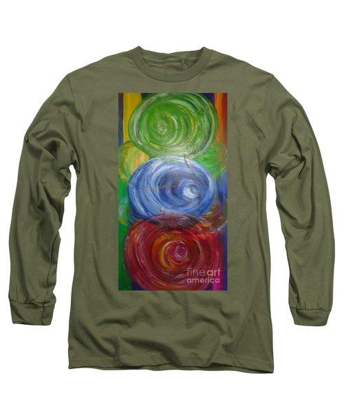 Concentric Joy Long Sleeve T-Shirt