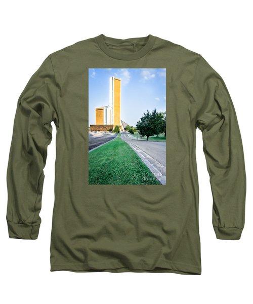 Citiplex Towers Long Sleeve T-Shirt