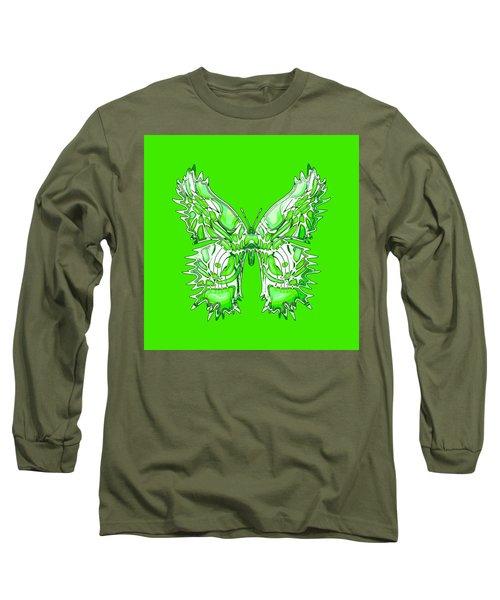 Citrusflybutterfly Long Sleeve T-Shirt
