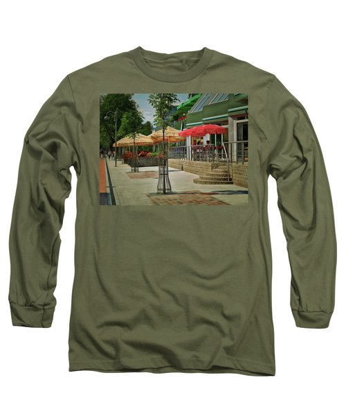 City Cafe Long Sleeve T-Shirt