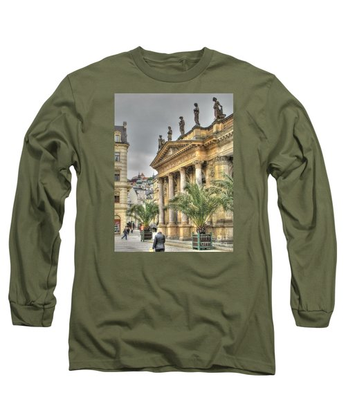 Karlovy Vary Chehia Long Sleeve T-Shirt