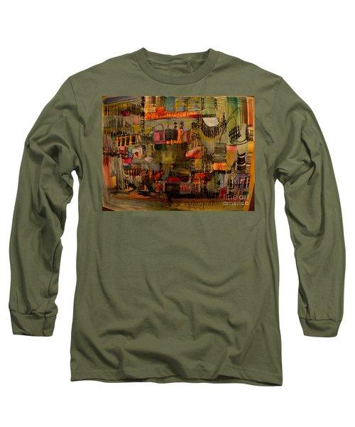 Evening Out Long Sleeve T-Shirt