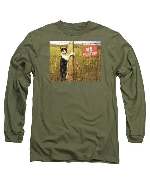 Civil Disobediance Long Sleeve T-Shirt