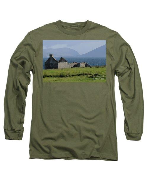 Claggan Island Long Sleeve T-Shirt