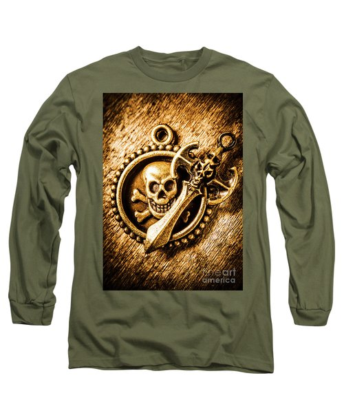 Clash Of The Dead Long Sleeve T-Shirt