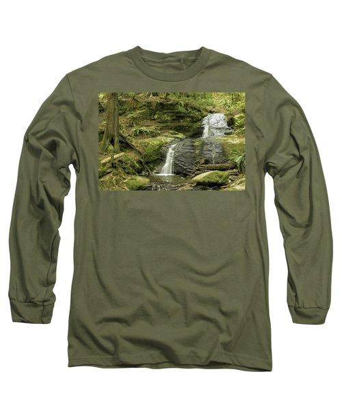Clayton Beach Falls Long Sleeve T-Shirt