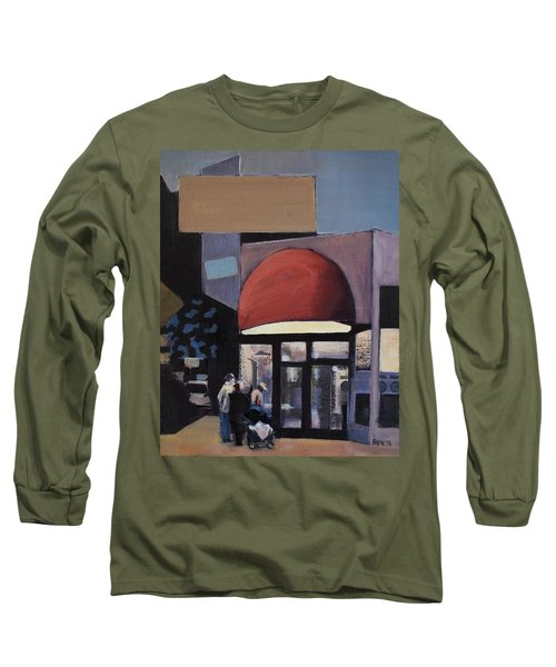 Clean - O - Matic Long Sleeve T-Shirt by Richard Willson