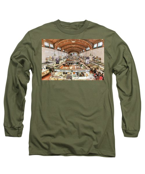 Cleveland Westside Market  Long Sleeve T-Shirt