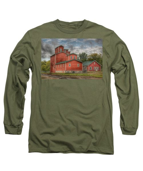 2007 - Aside The Tracks In Clifford Long Sleeve T-Shirt