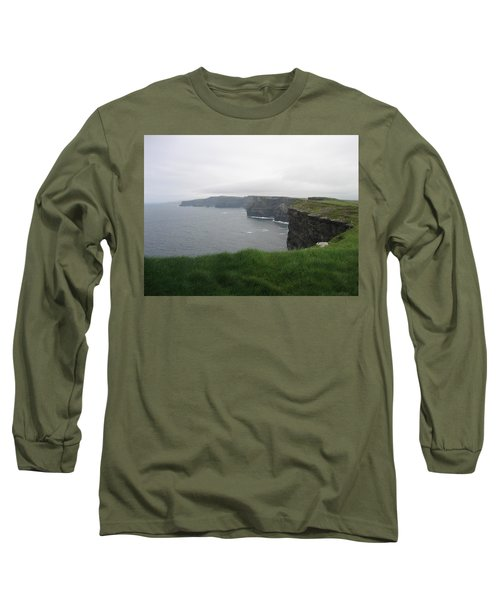 Cliffs Of Moher 1 Long Sleeve T-Shirt
