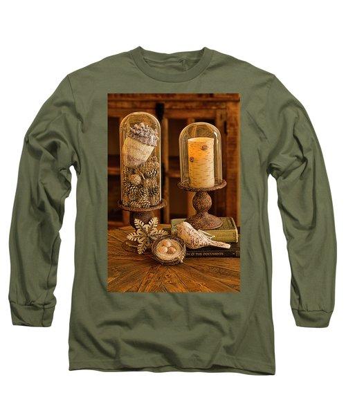 Cloches De La Nature Long Sleeve T-Shirt