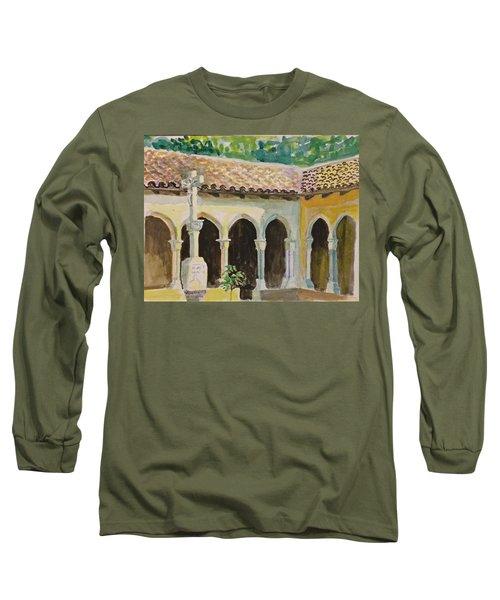 Cloister, Nyc Long Sleeve T-Shirt