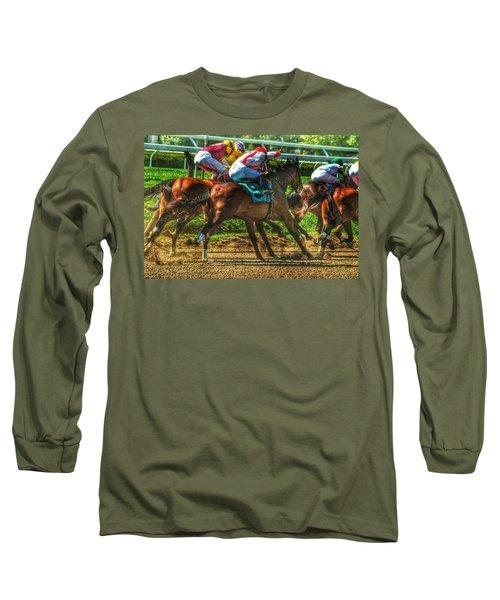 Close Quarters Long Sleeve T-Shirt