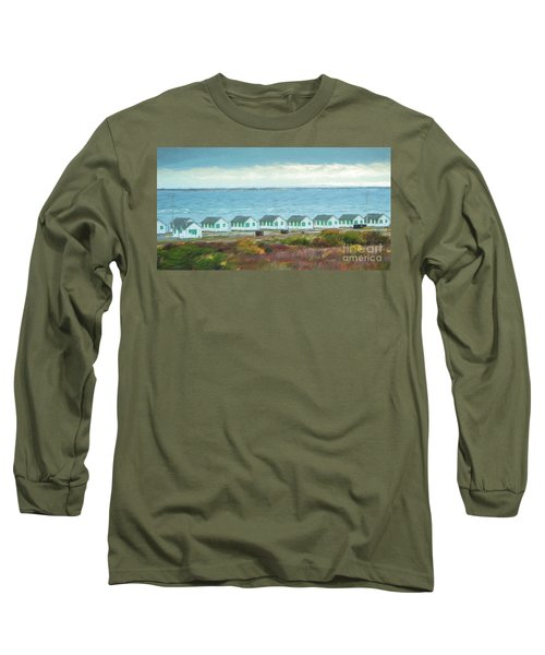 Closed For The Season Long Sleeve T-Shirt
