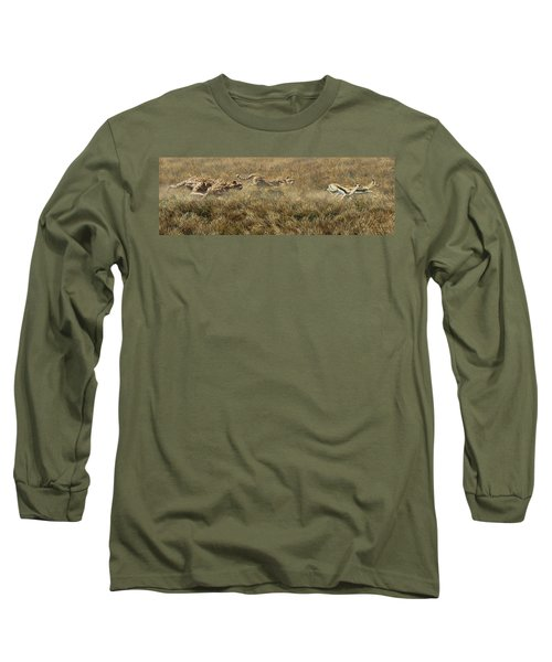 Closing In Fast Long Sleeve T-Shirt