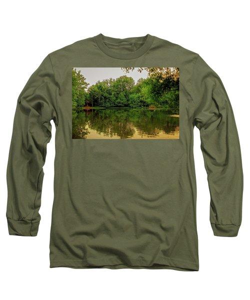 Closter Nature Center Long Sleeve T-Shirt