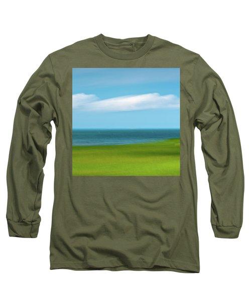 Cloud Bank 3 Long Sleeve T-Shirt