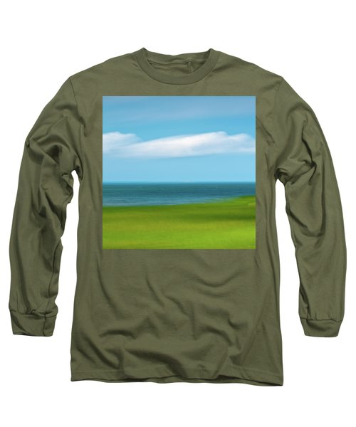 Cloud Bank 3 Long Sleeve T-Shirt