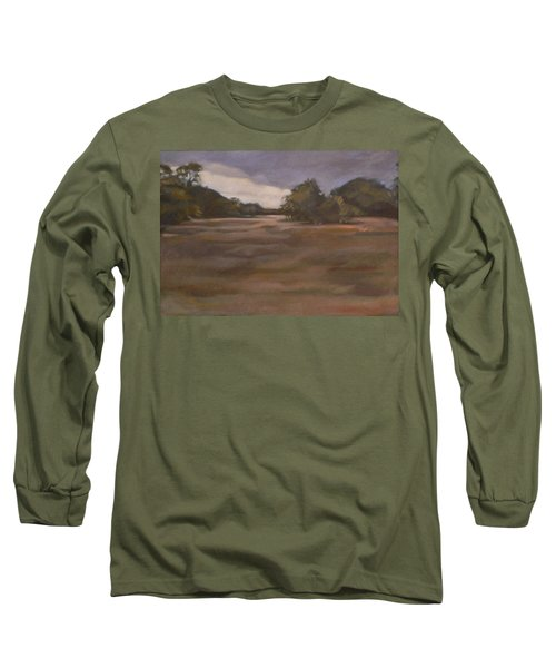 Clouds And Fields Long Sleeve T-Shirt