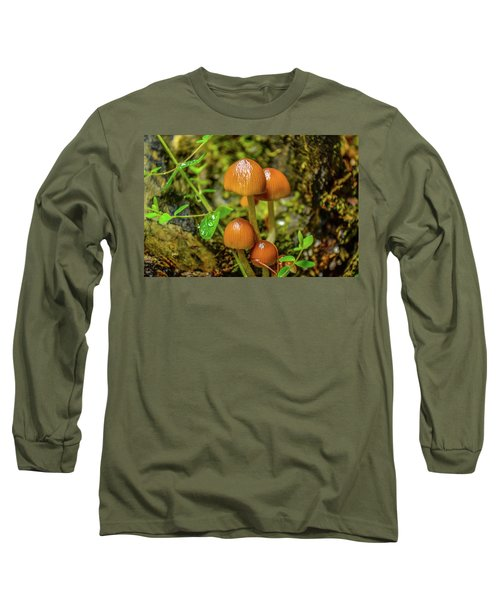 Clover Cover  Long Sleeve T-Shirt