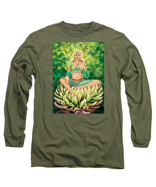 Clover - Gentle Strength Long Sleeve T-Shirt