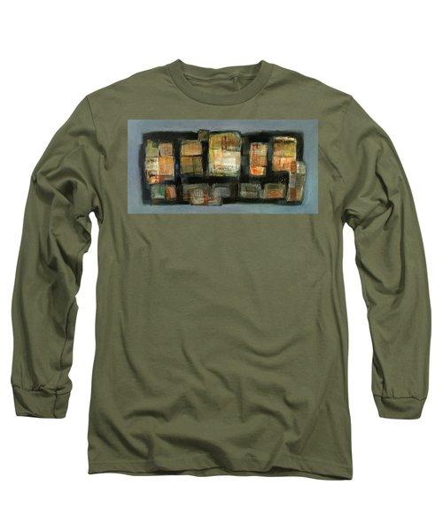 Club Long Sleeve T-Shirt by Behzad Sohrabi