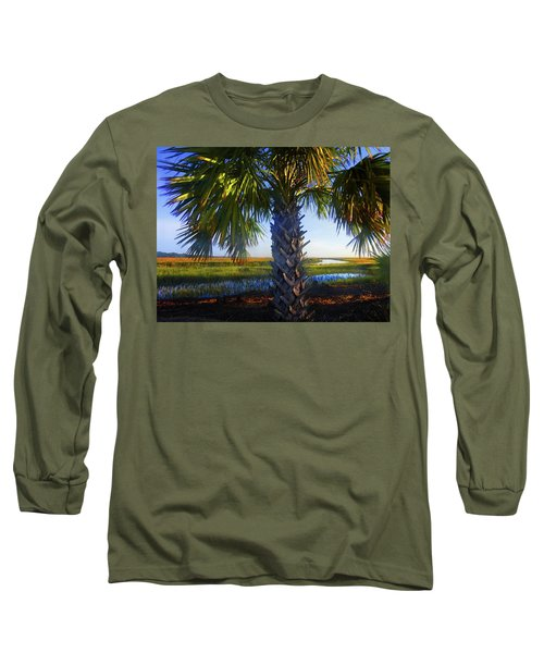 Coastal High Tide  Long Sleeve T-Shirt