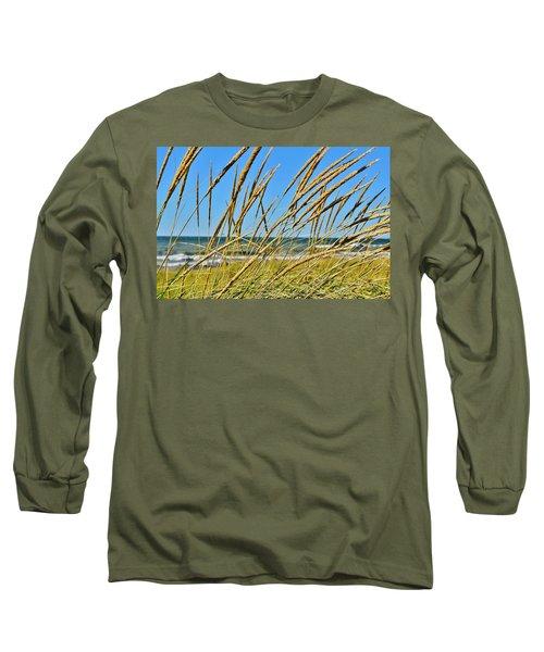 Coastal Relaxation Long Sleeve T-Shirt