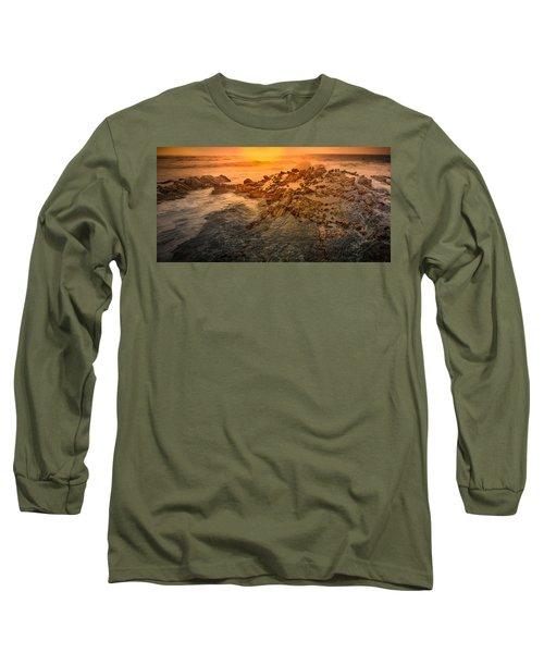 Coastal Rocks Long Sleeve T-Shirt
