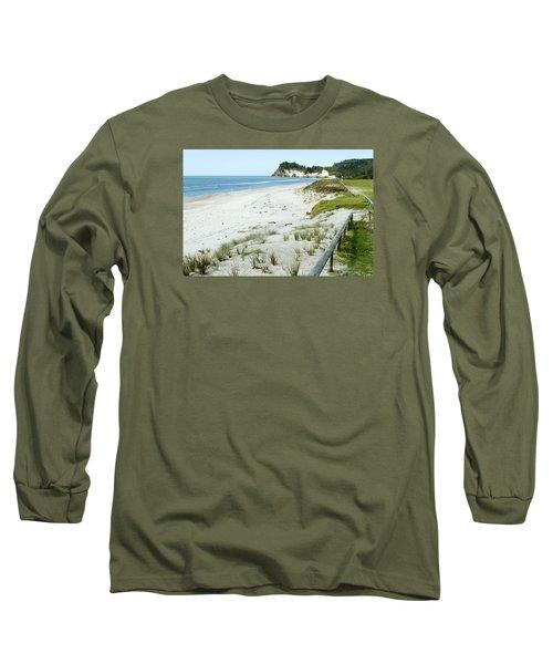Coastline Nz Long Sleeve T-Shirt