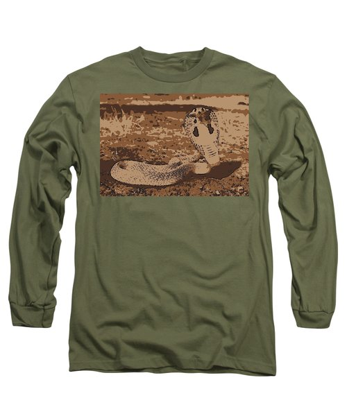 Cobra Love Long Sleeve T-Shirt