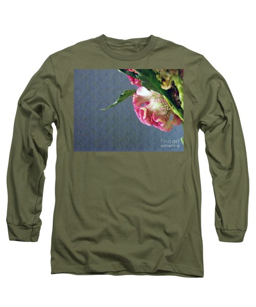 Long Sleeve T-Shirt featuring the photograph Cockscomb Bouquet 6 by Sarah Loft