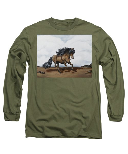 Coco Long Sleeve T-Shirt