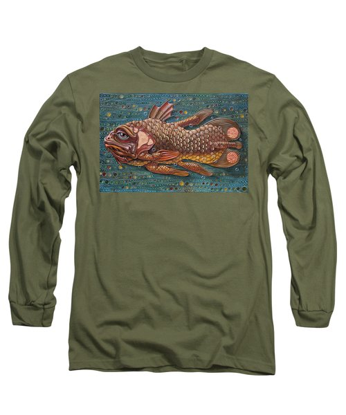 Coelacanth Long Sleeve T-Shirt