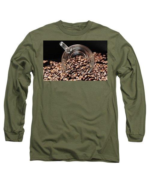 Coffee #9 Long Sleeve T-Shirt