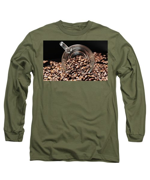 Coffee #9 Long Sleeve T-Shirt